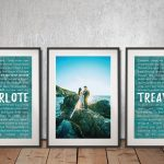 Buy-Custom-Romantic-Triptych–Art–AU