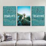 Ocean-Wedding-vows-triptych-Canvas-Artwork