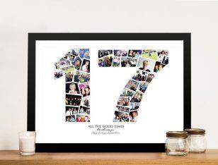 Birthday Celebrations Photo Collage