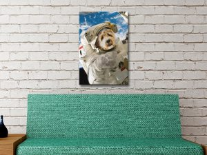 Buy Personalised Pet Canvas Prints Online