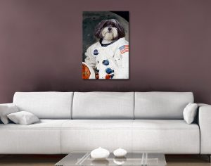 Buy Unique Pet Portraits Cheap Online Noble & Posh