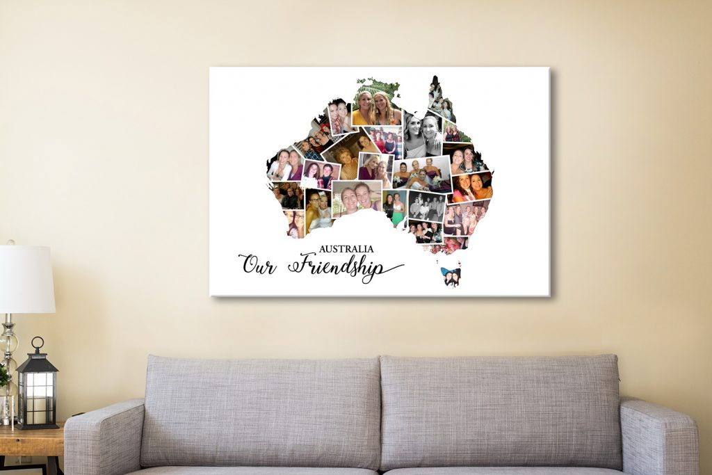 Get Cool & Unique Photo Collage Gifts Online