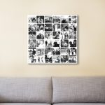 Black-and-White-Photo-Collage-Canvas