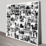 Black-and-White-Photo-Collage-canvas-print