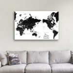 Buy-Pushpin-Map-Wall-Art-in-a-Range-of-Colours-AU