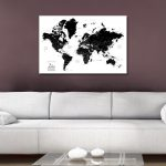 Buy-a-Black-&-White-World-Map-Great-Gift-Ideas-Online