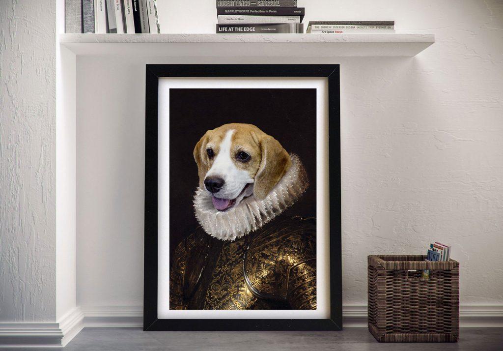 Personalised Pet Portrait Art