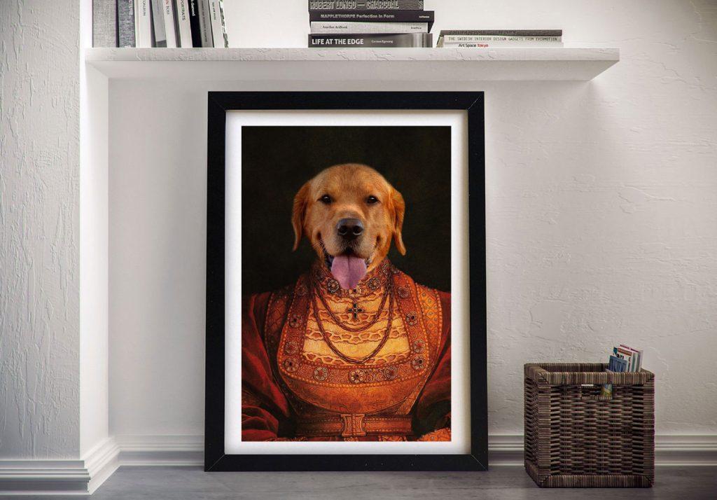 Buy Unique Pet Portraits Regal Paws Online