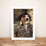 Custom-Pirate-Pet-Portrait-Framed-Wall-Art