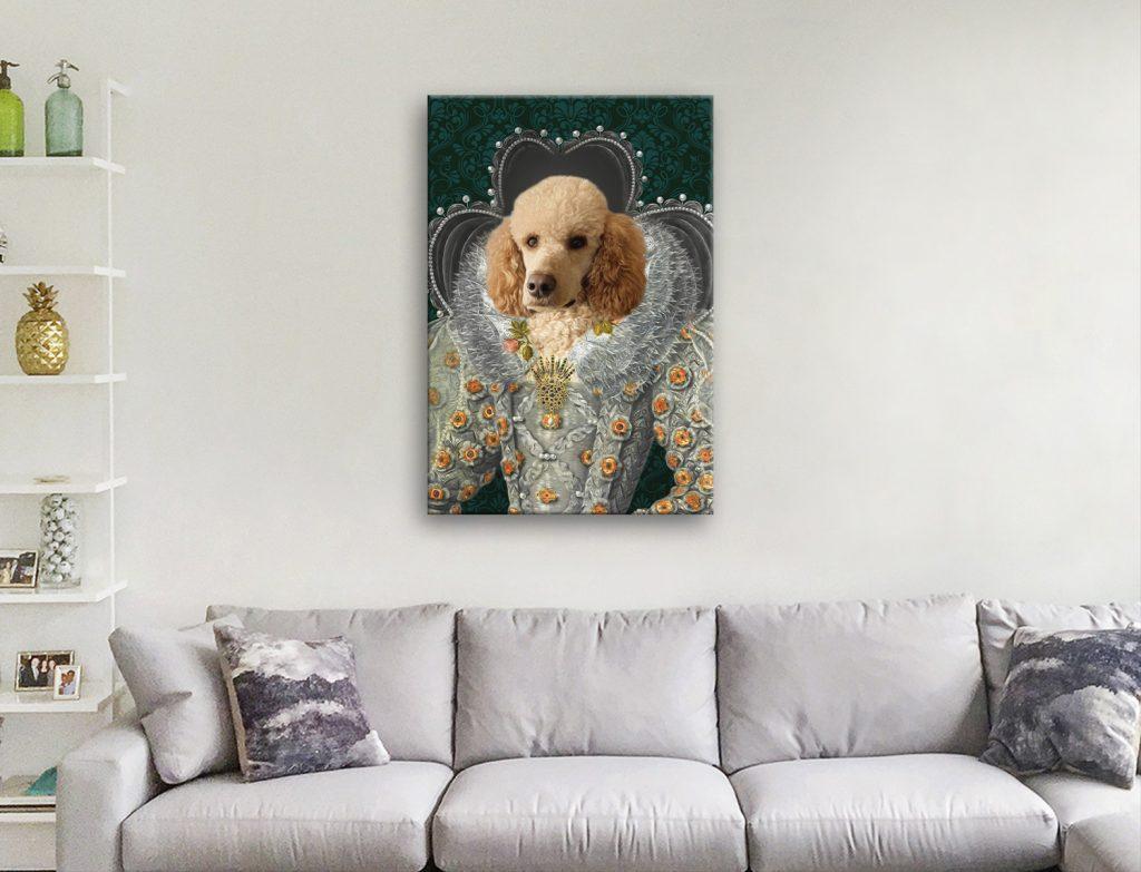 Buy Custom Pet Portrait Art Australia