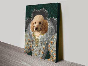 Buy Pet Portrait Art Brisbane