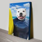 Surfer-Pet-Portrait-canvas-print copy