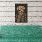 Buy-Pet-Portrait-Wall-Art-Noble-&-Posh-Online