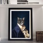 Buy-The-Count-Affordable-Pet-Portraits-Online