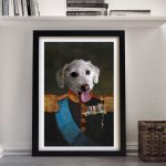 Tsar-Pet-Framed-Wall-Art