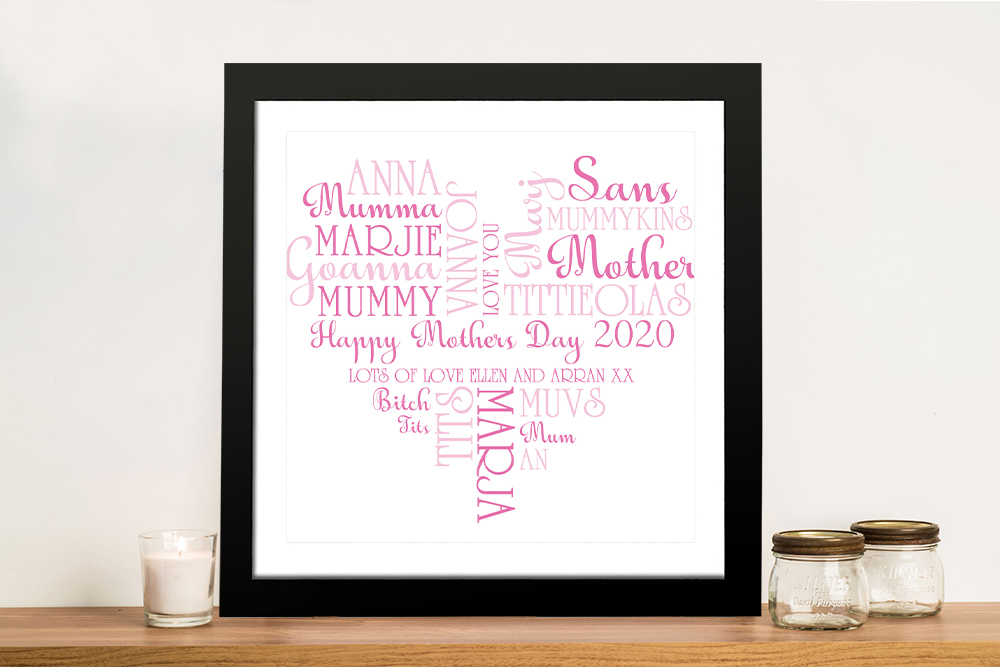 mothers day art gift