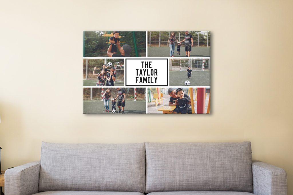 Affordable Custom Collages Home Decor Ideas AU