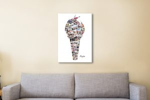Torch Photo Collage Great Gift Ideas Online