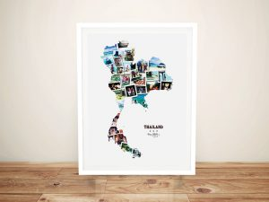 Thailand Collage Great Gifts for Newly Weds