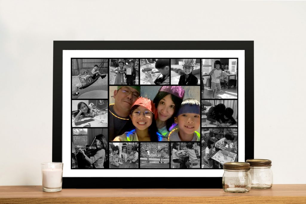 Large Custom Photo Collages Cheap Online