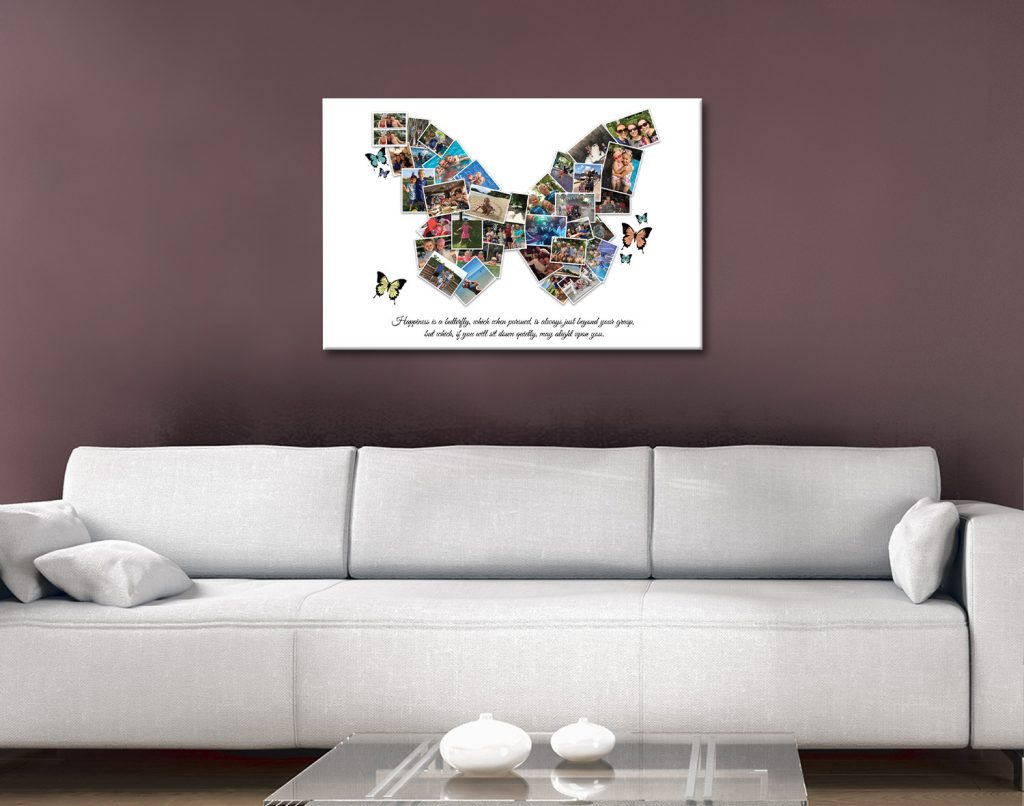 Butterfly Collage Great Kids Gifts Cheap Online
