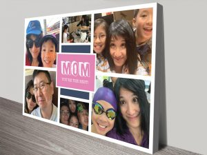 Create Your Own Colourful Photo Collage