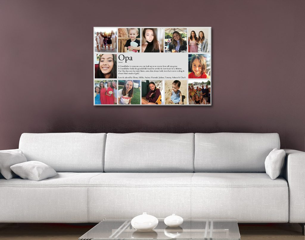 Photo Collages Personalised Gifts Online