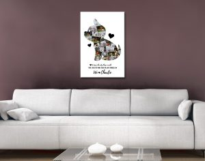 Affordable Custom Animal Collages for Sale
