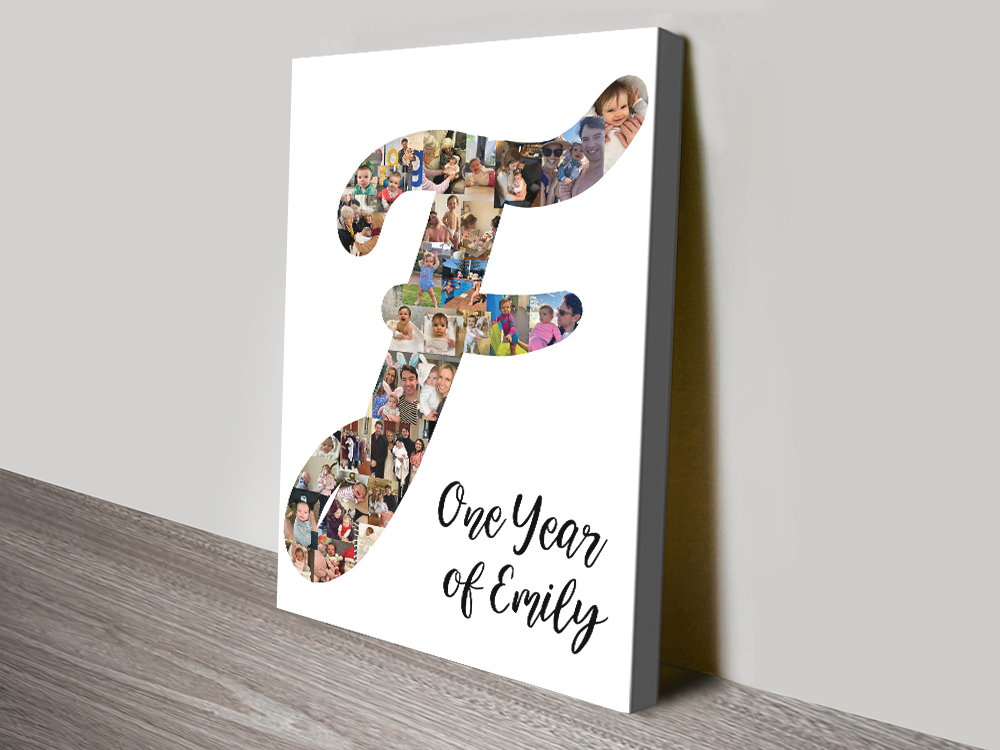 Photo Collages Available in Various Designs AU