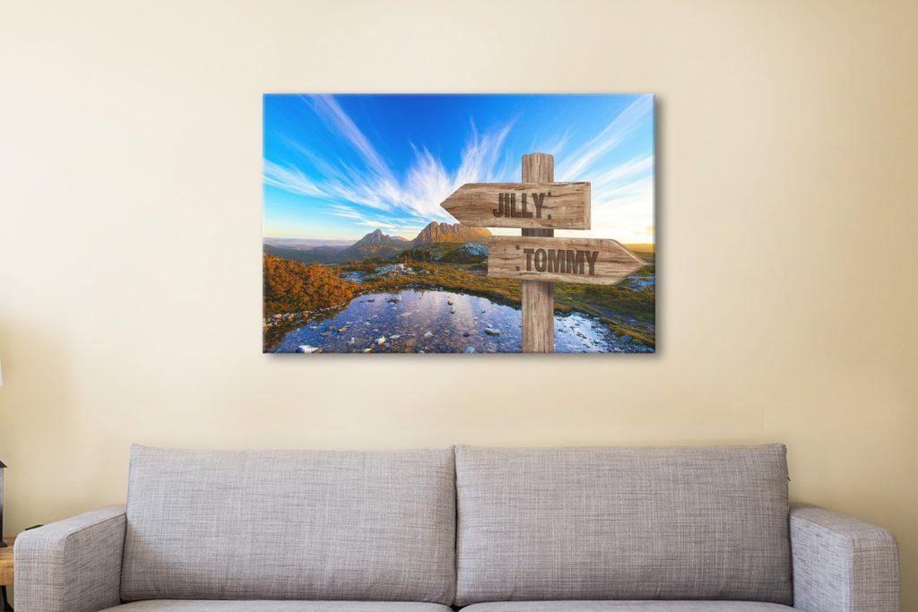 Cradle Mountain Wall Art Home Decor Ideas