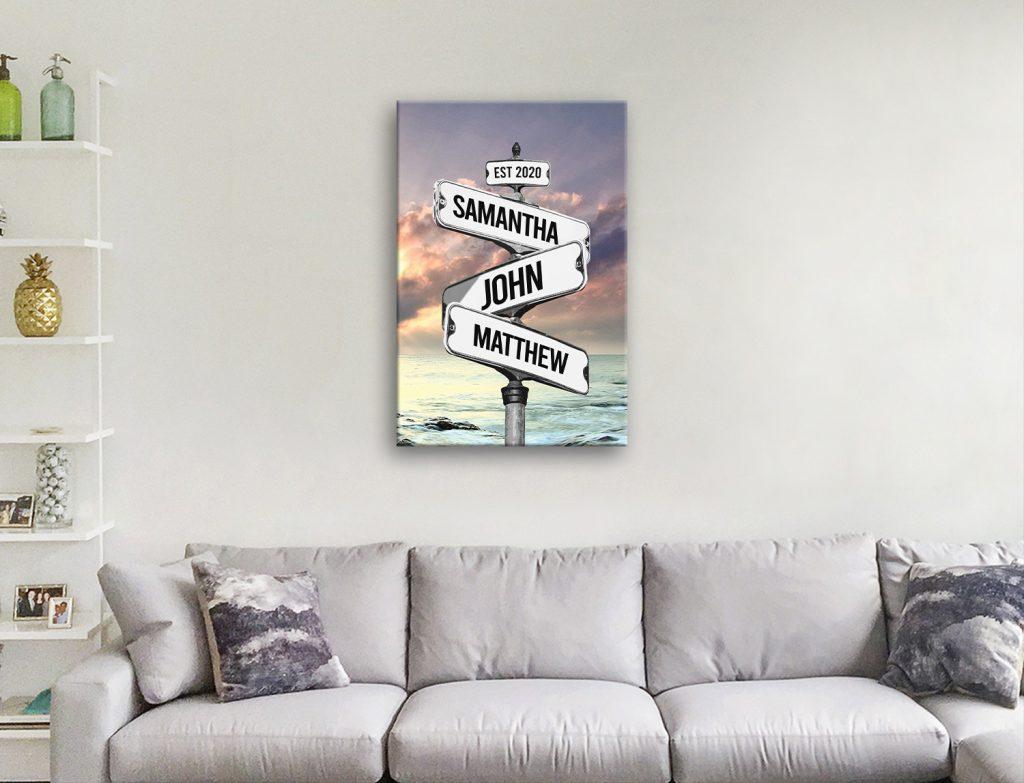 Affordable Custom Signpost Prints for Sale