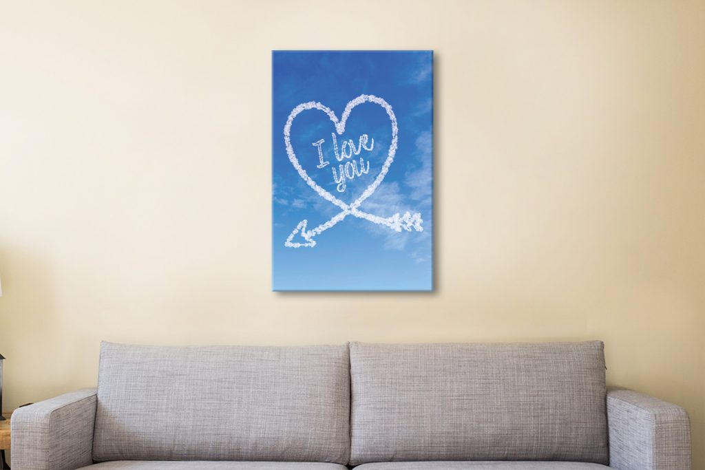 Ready to Hang Custom Canvas Prints Online