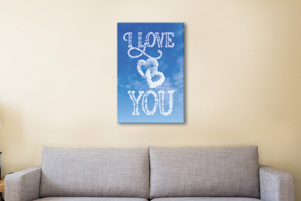 Affordable Romantic Bespoke Art Gift Ideas