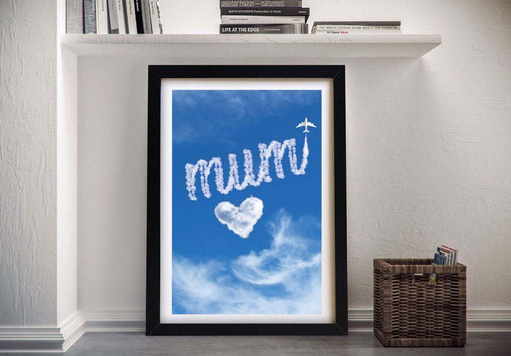 Framed Affordable Mothers Day Gifts AU